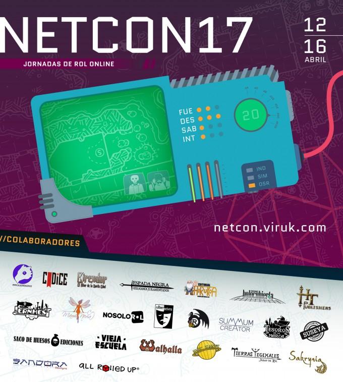 Cartel NETCON17